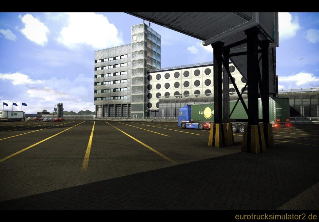 Terminal Feliston, IJmuiden, Niederlande