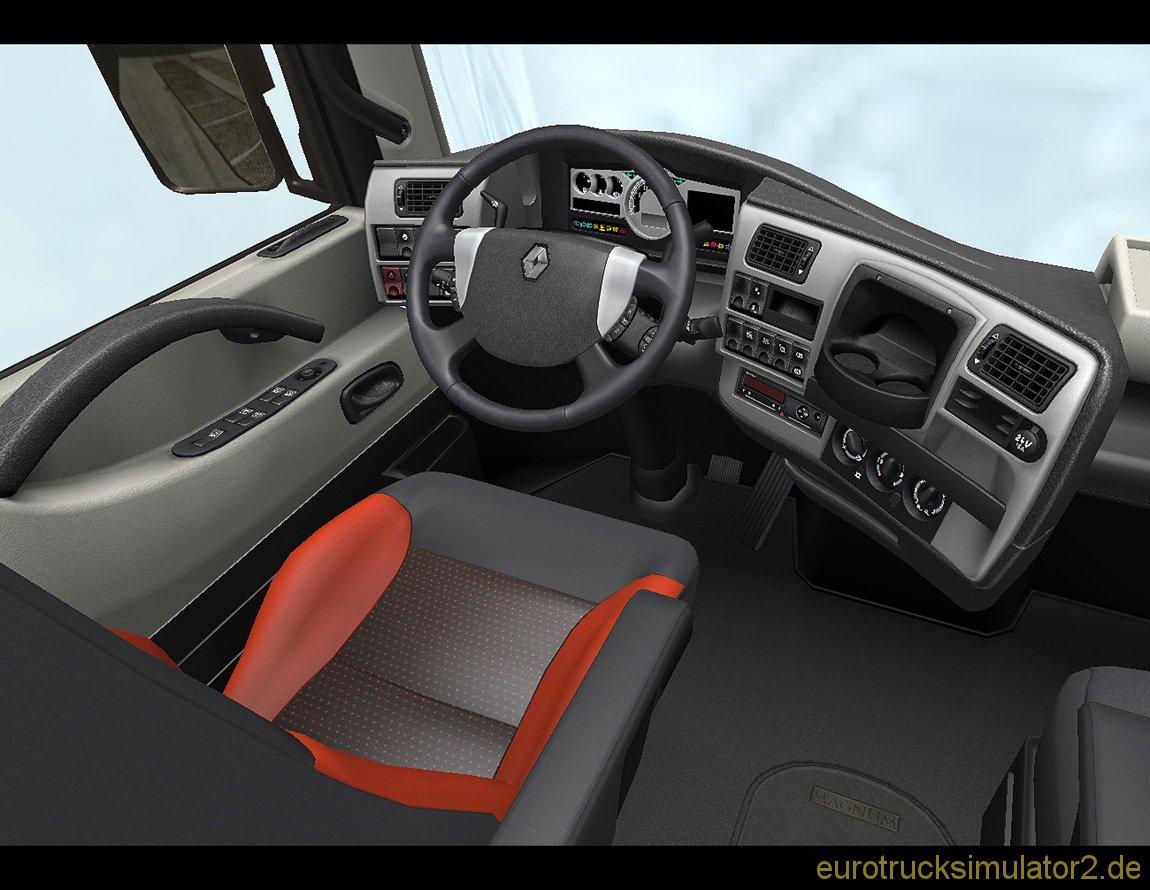 willkommen im renault magnum euro truck simulator 2