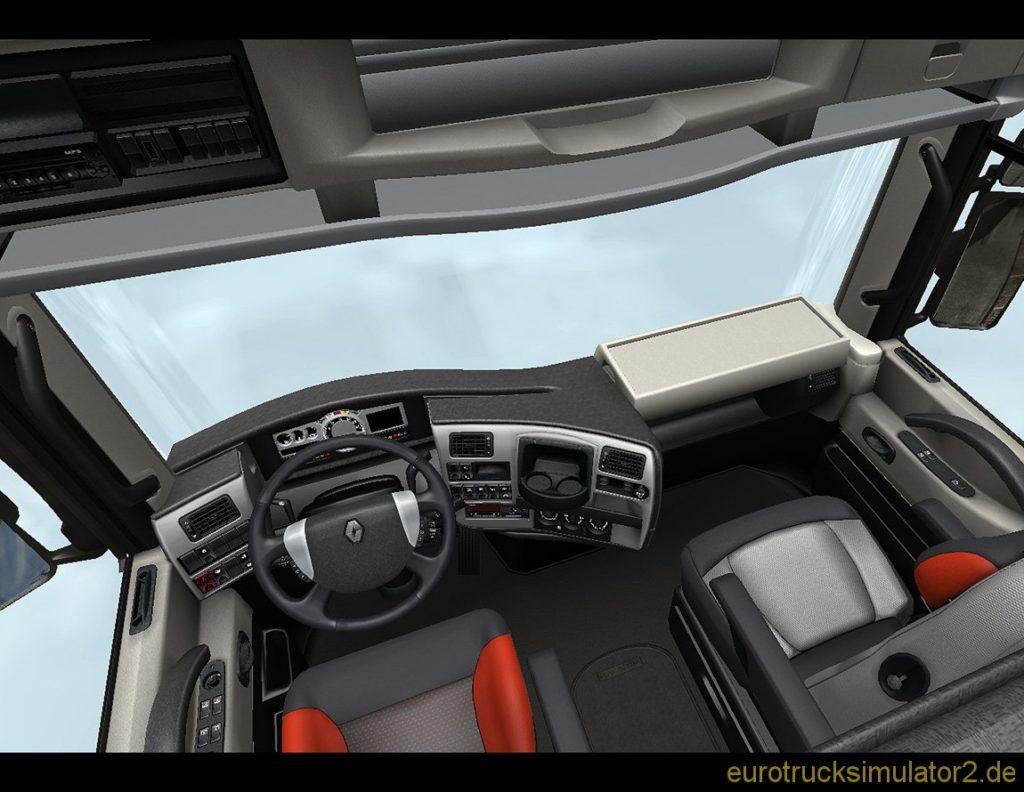 Ich konnte in den letzten Tagen sehr viele Kommentare lesen, die den ... Scania Trucks Interior