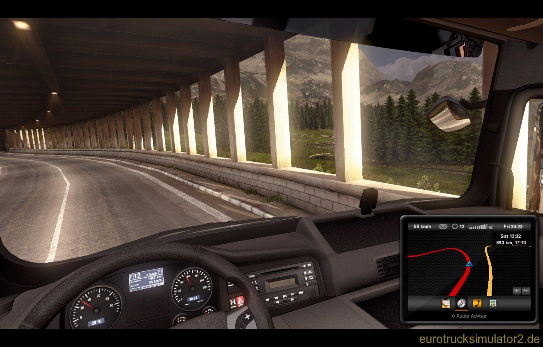 der autotransport euro truck simulator 2. Black Bedroom Furniture Sets. Home Design Ideas