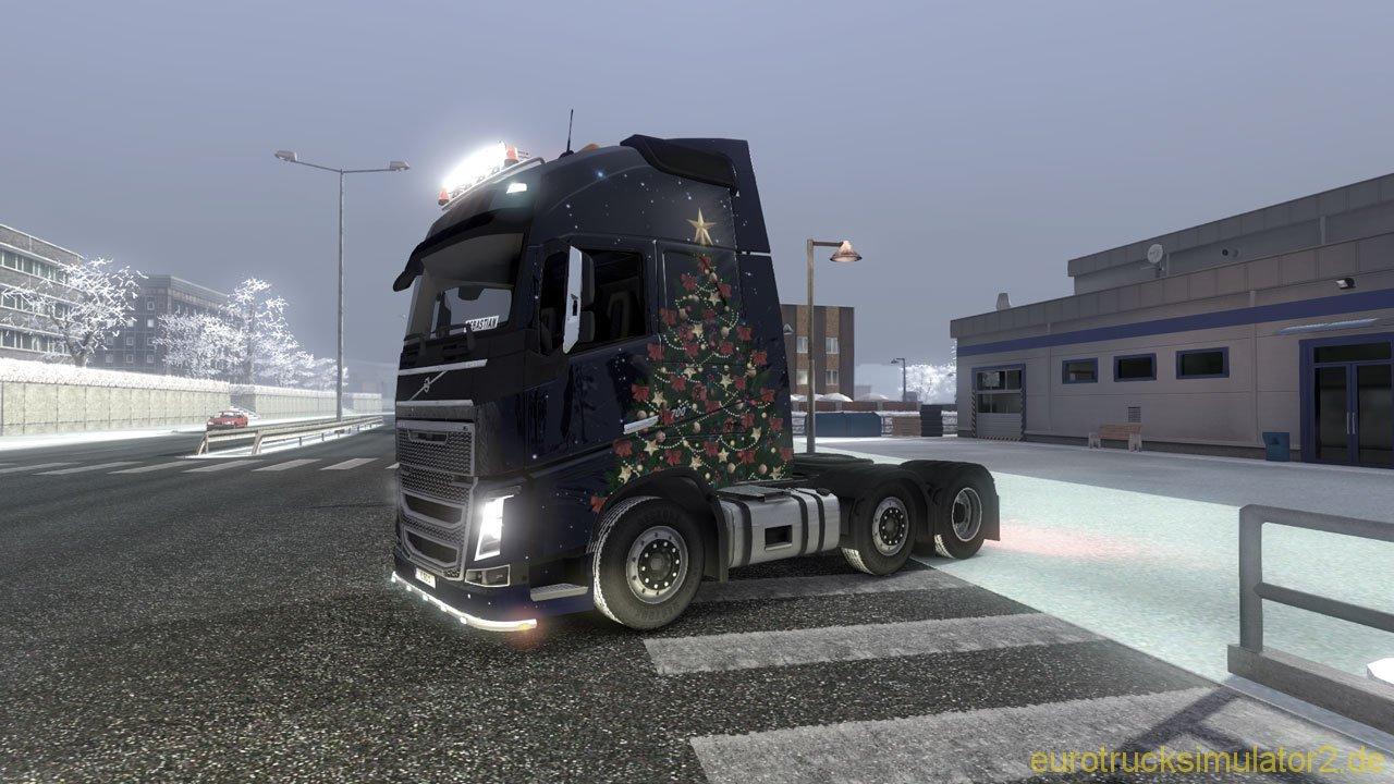 Weihnacht, Weihnacht im ETS2… – Euro Truck Simulator 2