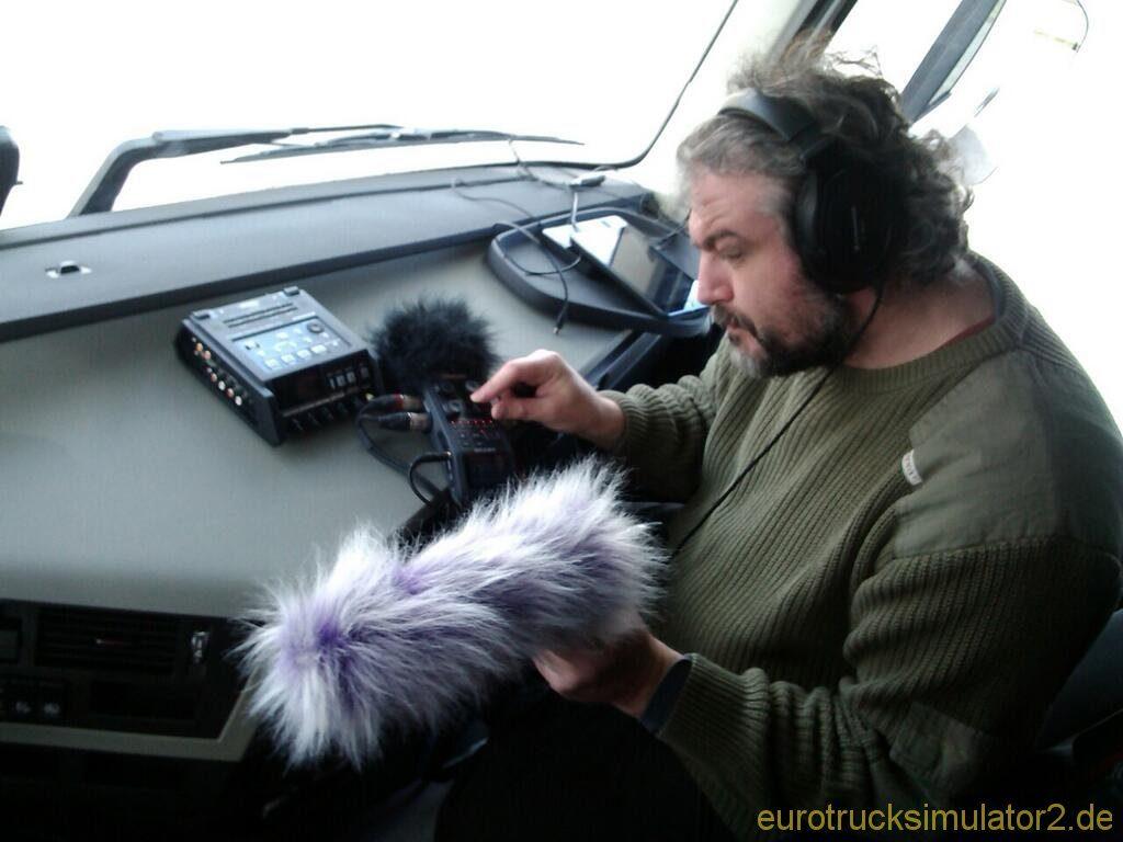Volvo-Soundaufnahmen
