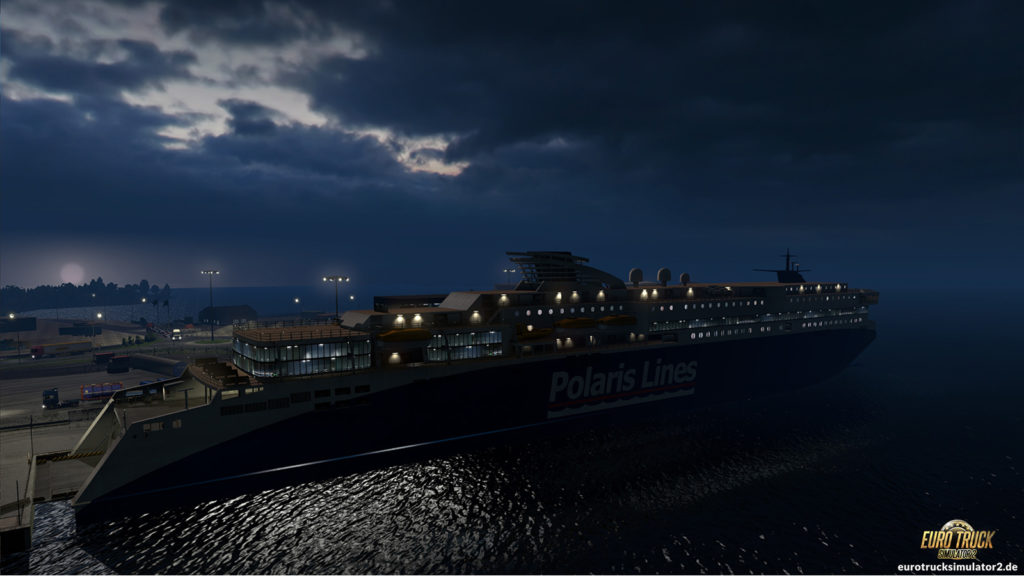 Häfen in Skandinavien
