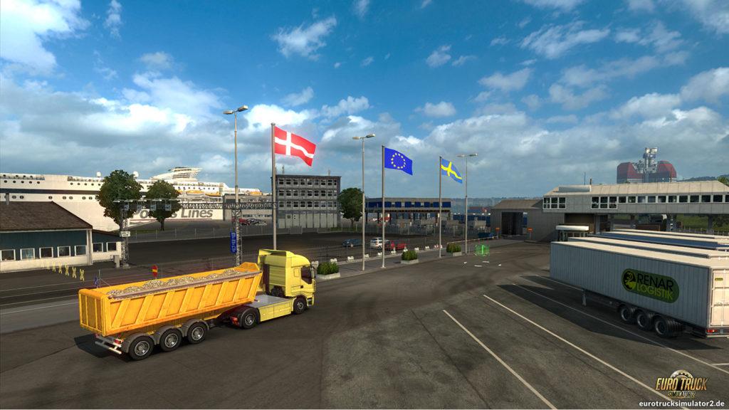 Hafen in Göteborg