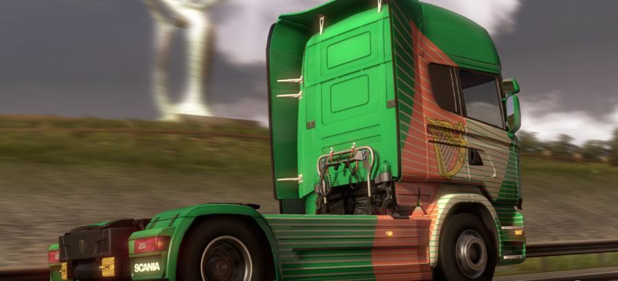 lackierungen euro truck simulator 2. Black Bedroom Furniture Sets. Home Design Ideas