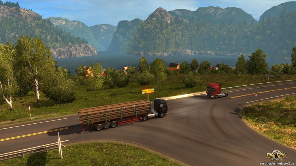 ETS2 - Skandinavien