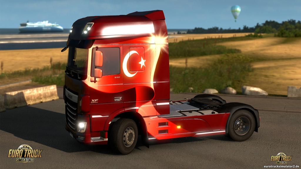 Türkei-Paintjob
