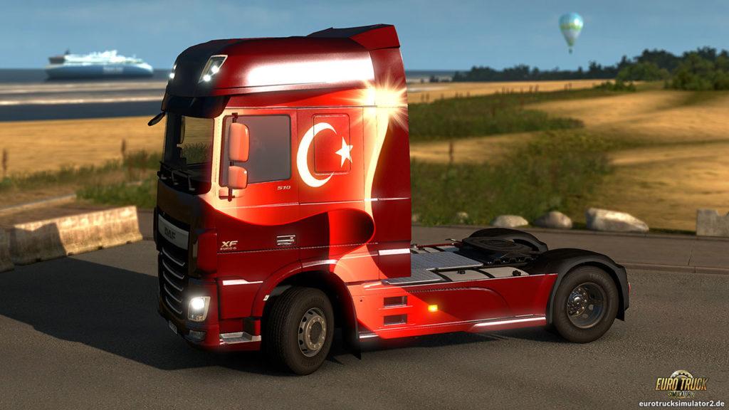 Türkei-Lackierungen