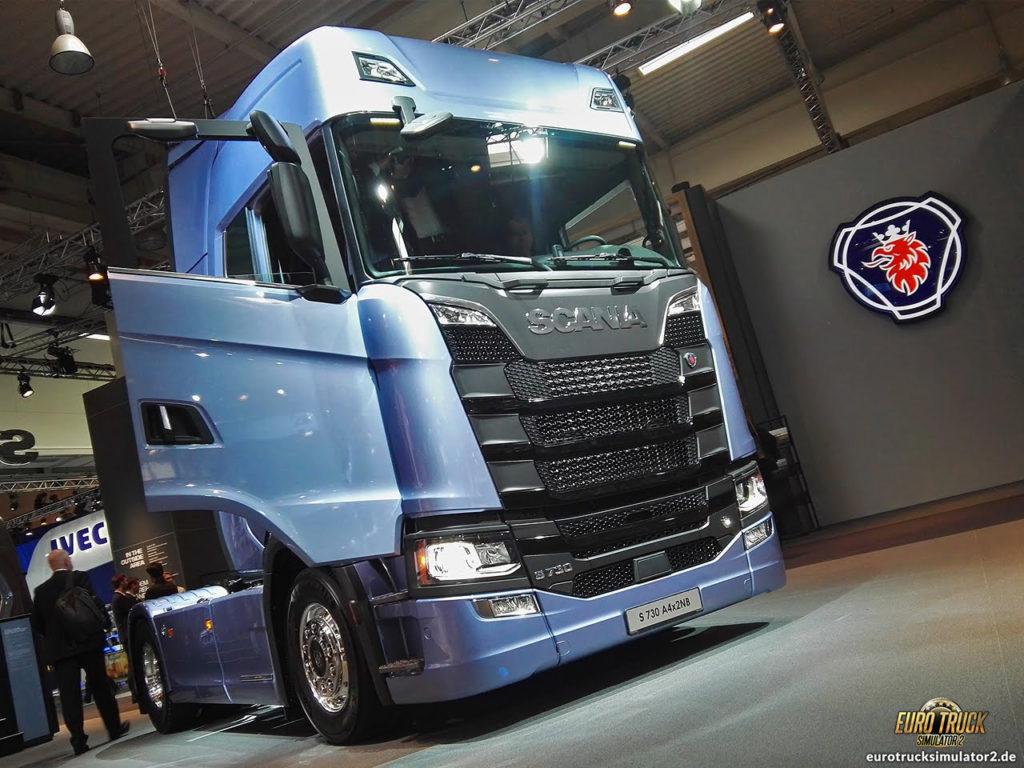 IAA 2016 Scania S730