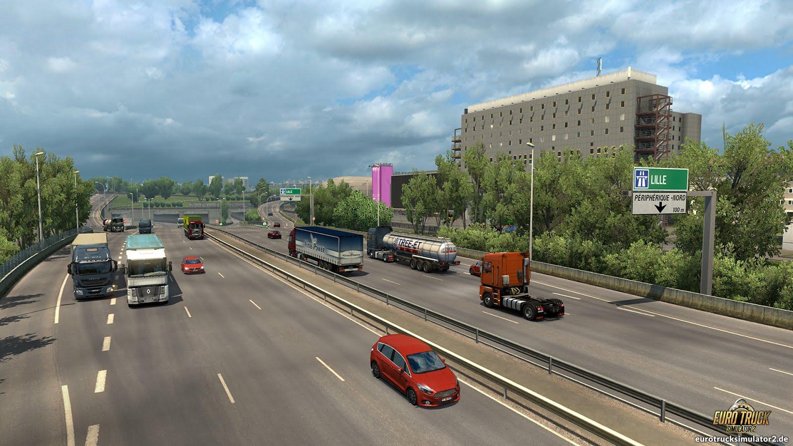 Paris, Piraten, Poznań und mehr – Euro Truck Simulator 2