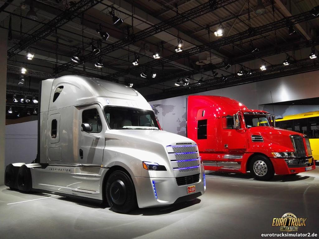 IAA 2016 American Truck Inspiration
