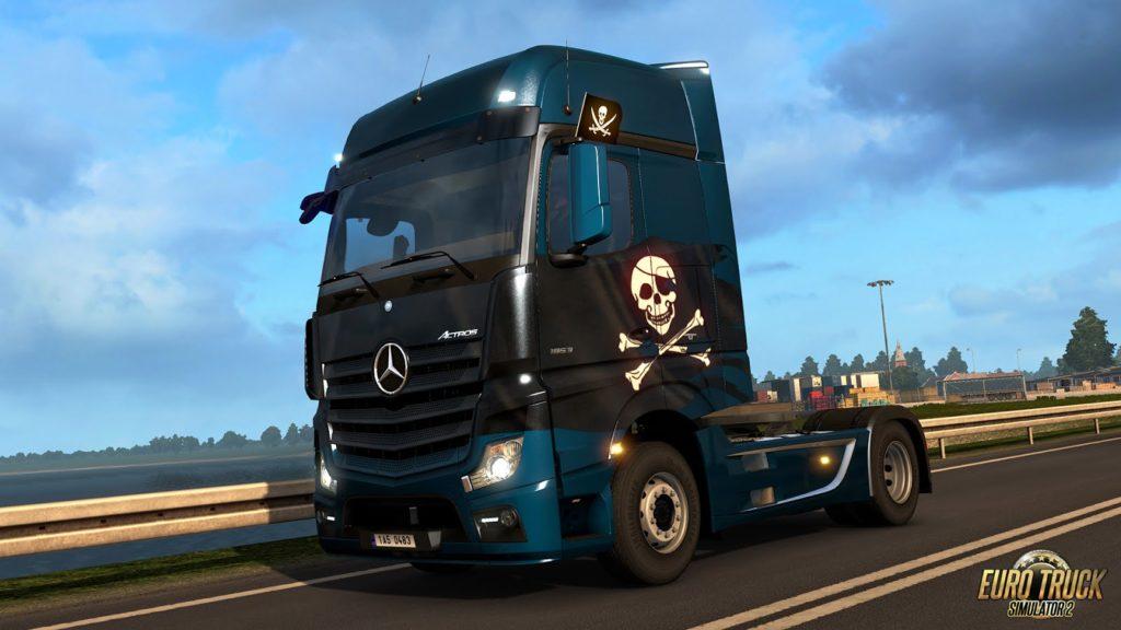 Pirates DLC Design