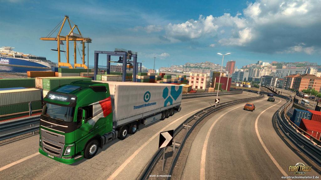 Erste Bilder aus dem kommenden Italien-DLC