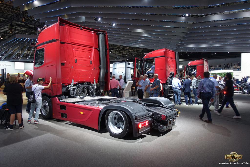 Mercedes auf der IAA 2018