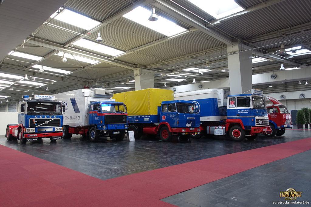 Oldtimer-Ausstellung
