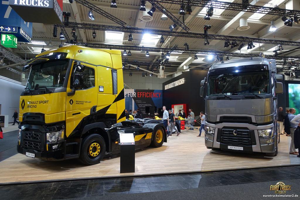 Renault auf der IAA 2018