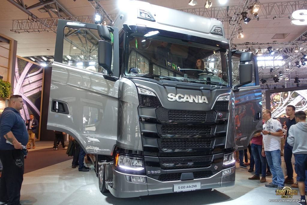 Scania auf der IAA 2018
