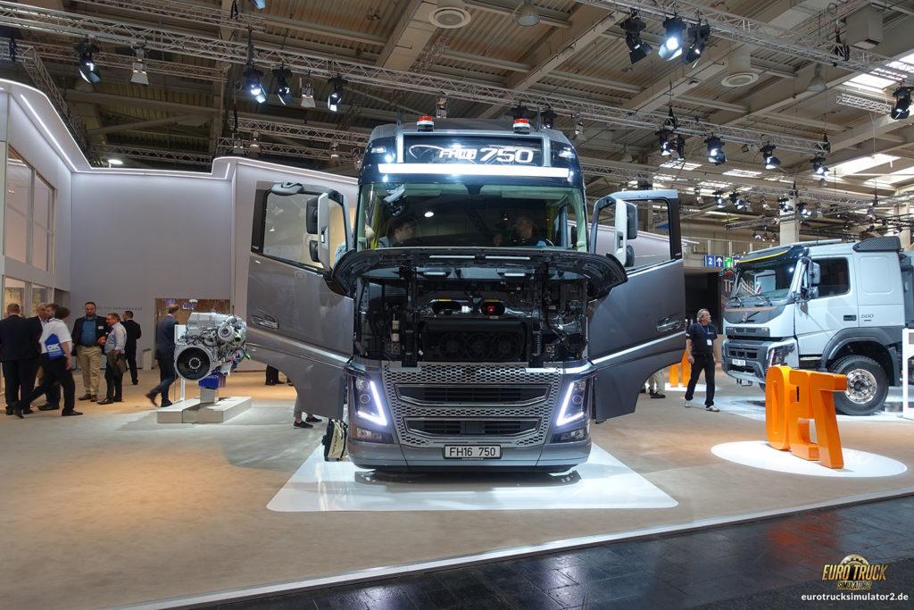 Volvo auf der IAA 2018