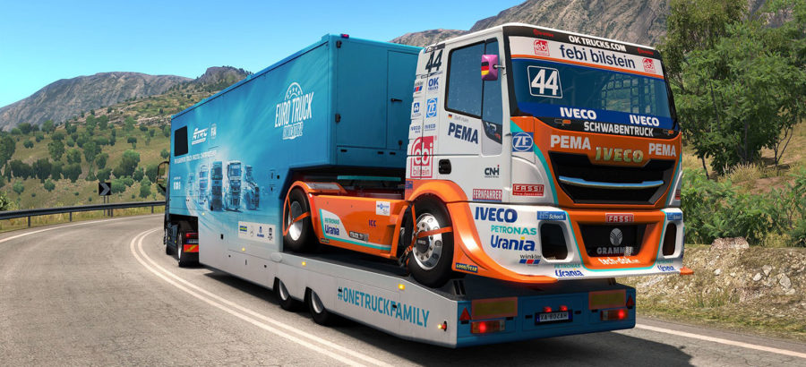 news euro truck simulator 2. Black Bedroom Furniture Sets. Home Design Ideas