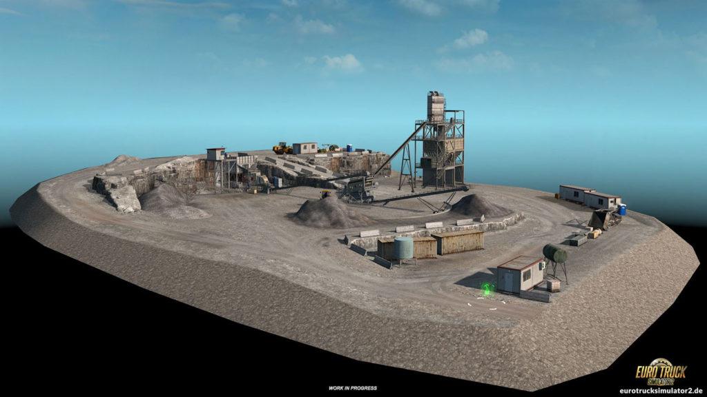 Industrien auf dem Weg ans Schwarze Meer