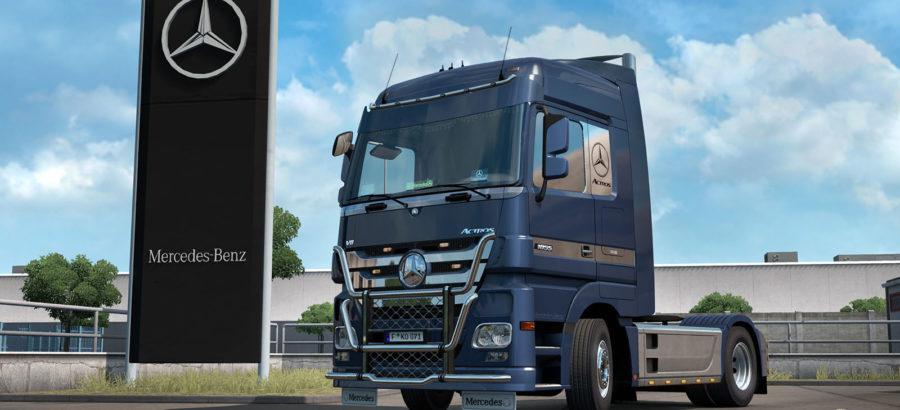 Euro Truck Simulator 2 – Alles über die Simulation von SCS