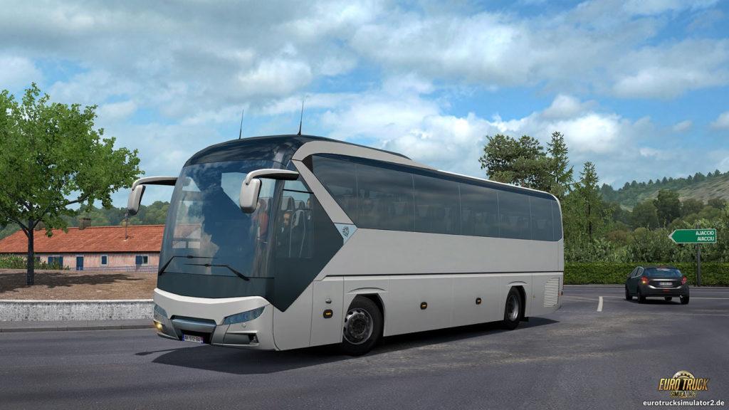 Ein neues Bus-Modell
