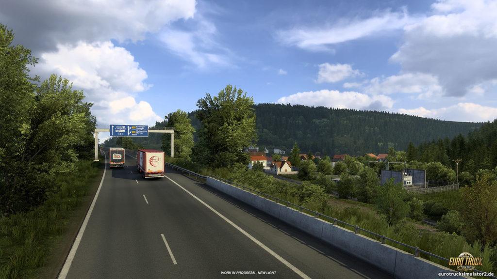 Dritter Teil der Deutschland-Überarbeitung
