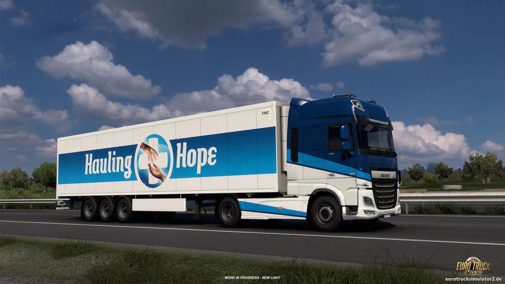 Hauling Hope
