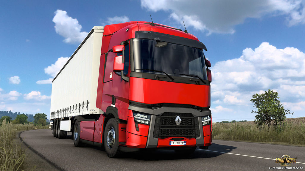 Renault Trucks T Evolution