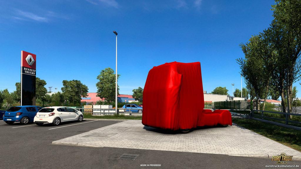 Der neue Renault Trucks T